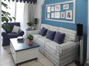 网友实拍 现货 地中海沙发 简欧沙发 布艺沙发 超值特价1+3 包邮,沙发,