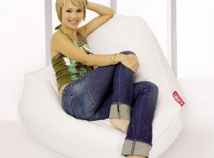 单人沙发 bean bag 豆袋 懒人沙发 粒子沙发 wing chair 夏季特价,沙发,