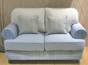 粤鑫家居高档地中海沙发宜家简欧风格布艺沙发客厅沙发y6组合,沙发,