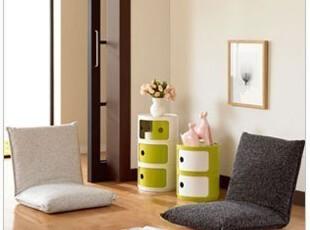 韩式榻榻米椅子 和室椅 无腿椅 餐椅 懒人沙发 餐椅,沙发,