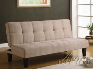 特价小户型宜家沙发床 拆叠布艺沙发 单人双人休闲沙发床066,沙发,