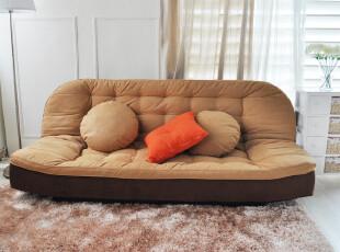 沙发床 布艺 折叠沙发床 双人 宜家1.8米 多功能布艺沙发 包邮,沙发,
