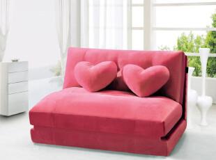 熠辉8065小户型伸缩家具 折叠布艺82折包邮1.1米榻榻米懒人沙发,沙发,