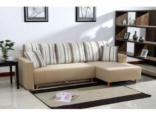 新品上市 宜家沙发床 布艺沙发 客厅沙发 多功能沙发床 转角沙发,沙发,