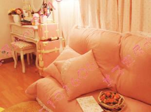 特价送抱枕 可拆洗 田园韩式逍遥沙发床 情侣沙发 双人懒人沙发,沙发,