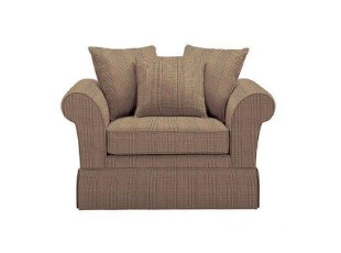 (仿Harbor House家具ESO034)FairField单人沙发/美式沙发,沙发,