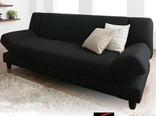 日本多功能折叠沙发床 布艺宜家 日式小户型沙发 新款特价包邮,沙发,