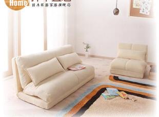 特价包邮日式多功能折叠沙发床 宜家布艺单人双人沙发床 1.2米007,沙发,