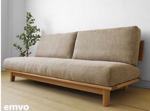 emvo 日式家具 北欧风格 纯实木 水曲柳/木质 沙发YS-21,沙发,