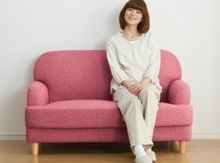宜家风格 现代客厅沙发 布艺沙发组合 小户型特价双人/三人沙发,沙发,