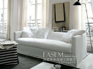 北京 法瑟米沙发 简约沙发 舒适沙发 布艺沙发 小户型 倾城之恋,沙发,