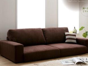 日式沙发 地板沙发 宜家风格布艺沙发 客厅沙发,沙发,