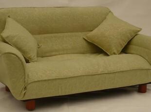 『 外贸出口日本家具』新款日式双人沙发 靠背扶手可调 送抱枕2个,沙发,