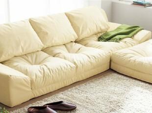 出口日本原单 超软沙发 组合沙发 皮艺沙发 好打理的沙发,沙发,