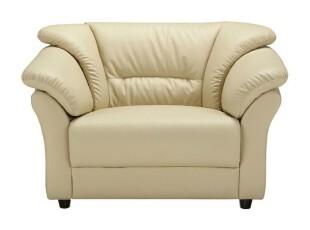 出口日本原单 宜家风格 单人沙发 皮艺沙发,沙发,