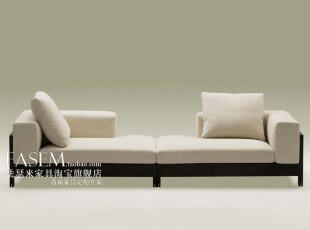 北京 法瑟米家具 木框架沙发 实木沙发 简约沙发 雷巴,沙发,