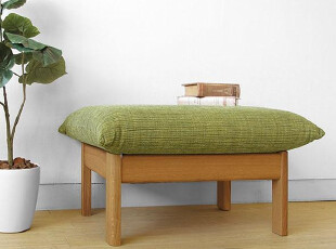 木聪良品家具 日式实木北欧现代风格白橡木 实木沙发小户型SF-503,沙发,