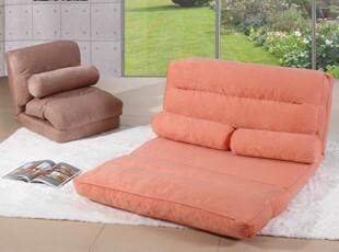 懒人沙发 布艺折叠沙发床 单人躺椅 日式地板 宜家 包邮,沙发,