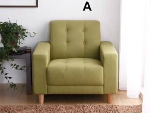 出口日本原单 宜家风格 单人沙发 麻布艺沙发 懒人沙发,沙发,