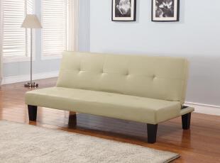 简适.轩 现代简约风 可折叠沙发床076居家办公皆宜皮革沙发午休床,沙发,