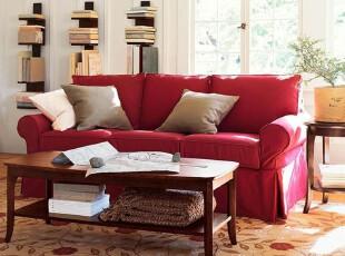 宜家简约风格小户型 地中海布艺沙发美式风格送货到家布艺沙发,沙发,