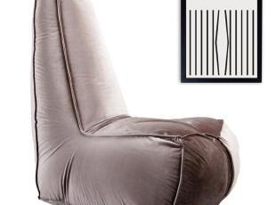 如恩家具 懒人沙发 单人客厅卧室书房休闲椅沙发 STRONG,沙发,