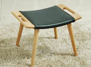 野橡 yeoak 脚踏 熊椅脚踏 布艺 皮艺 脚凳,沙发,