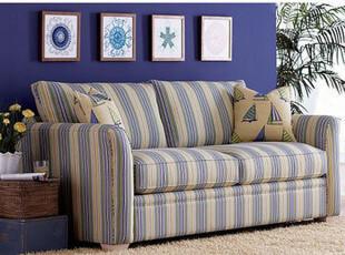 【天猫原创】奥汀堡家具 卡丽斯系列 休闲双人布艺沙发 10911 X,沙发,