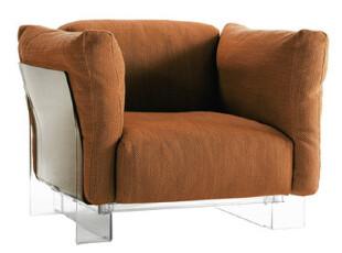 意大利Kartell Pop Duo Seater 双重 棉纺织 沙发,沙发,