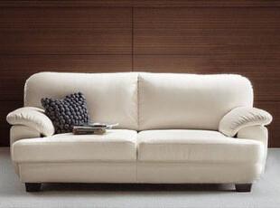 出口日本原单 二人座皮艺沙发 单人/双人/三人沙发 宜家风格 实用,沙发,