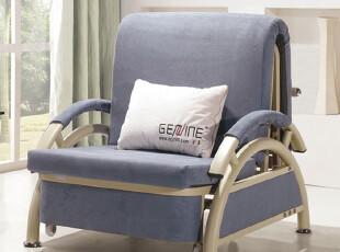 限时特价包邮 依你 多功能简易折叠办公沙发床 单人布艺时尚沙发,沙发,