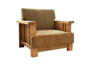 上海实木家具厂家直销 北欧风格 实木沙发 单人沙发 休闲沙发,沙发,