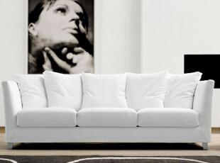 沙发//三人布艺沙发/客厅沙发组合/北欧宜家双人沙发/B079/包邮,沙发,