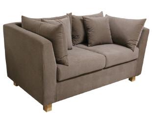 【试用中心推荐】小户型布艺沙发组合客厅三单人双人沙发特价宜家,沙发,