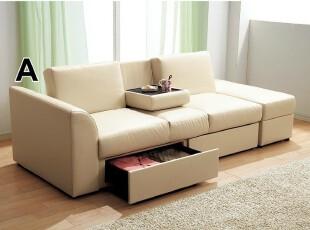 日韩式 多功能沙发床  皮沙发 小户型沙发 外贸原单沙发床,沙发,