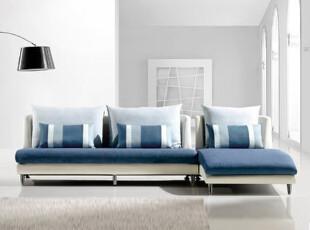 装典 时尚 现代 布艺沙发 转角 布艺沙发 组合 布沙发 M01,沙发,