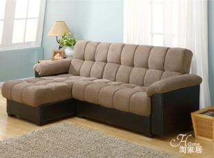 简约现代沙发 布艺转角沙发 港台式休闲情侣沙发 二人沙发,沙发,