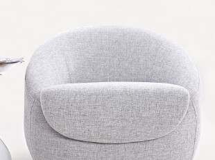 布艺沙发单人周家庄家具时尚宜家创意个性小户型沙发组合911特价,沙发,