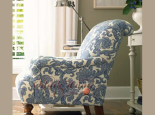 欧帝美凯家具 欧式实木家具 阳光地中海系列 1116沙发 单人沙发,沙发,