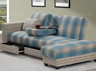 2012新款 出口沙发 带储物 多功能 茶几 三人布艺沙发床 客厅组合,沙发,