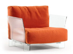 kartell Pop Seater Cotton Fabrics 素面沙发 实体仓库,沙发,