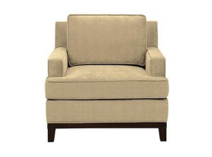 (仿Harbor House家具ESO040)Haven单人沙发/美式沙发/美式家具,沙发,