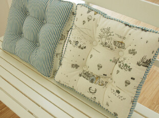 萝莉风格- 椅垫 坐垫 胖子垫 地垫 Sweet Lolita(洛丽塔),沙发垫,