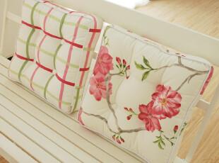 甜美田园风-榻榻米 椅垫 坐垫 胖子垫 地垫 瑞丽莺歌,沙发垫,