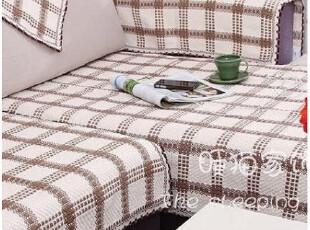 出口欧洲 皮沙发 布艺防滑坐垫 飘窗垫 窗台垫 沙发垫 咖色布拉格,沙发垫,