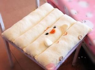 萌系 可爱小鸭 粉兔餐椅垫 汽车榻榻米坐垫 沙发垫 美臀坐垫,沙发垫,
