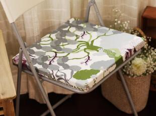 北欧 森系 纯棉 椅垫 坐垫 地垫 蒲团垫 童话谷系列,沙发垫,