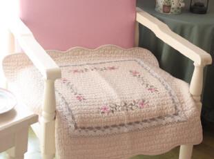 日单*格蕾丝 纯棉 沙发垫 飘窗垫 地台垫 多种规格,沙发垫,