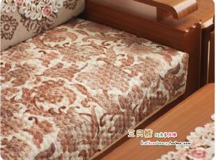 清仓8折 6511 短毛绒 沙发垫 毛绒 沙发坐垫 防滑 飘窗垫 特价,沙发垫,