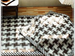 北欧宜家风 纯棉 编织厚实优质双面沙发垫地台垫飘窗垫,沙发垫,